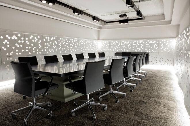 Benefits of well designed office lighting