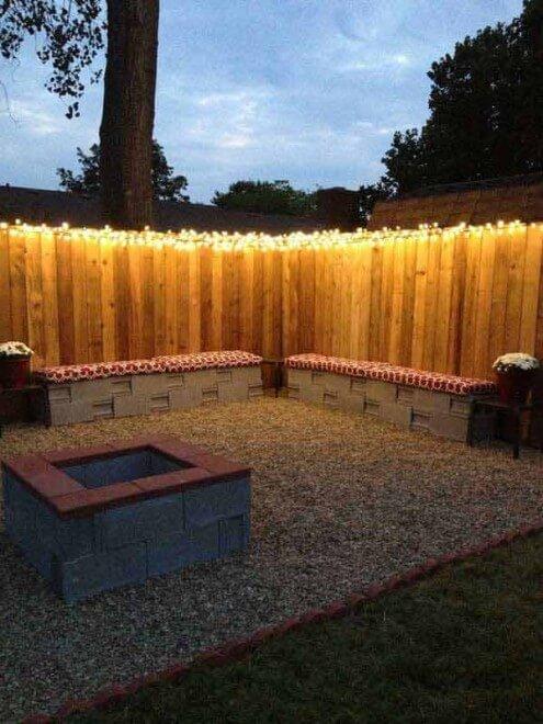 outdoor string light ideas part 1 of 3