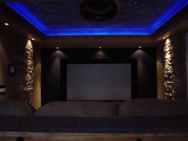 Top Tips For Home Theater Lighting Birddog