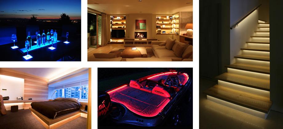 12v led strip lights 12 volt led lights waterproof 12v led strip light uses and applications aloadofball Images