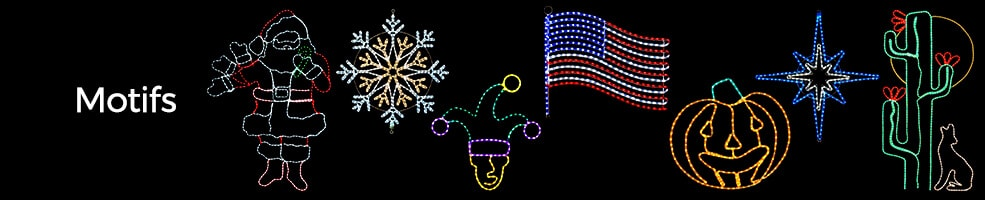 make your outdoor christmas light display one of the most beautiful sights of the holiday season with rope light holiday outdoor decorations from birddog