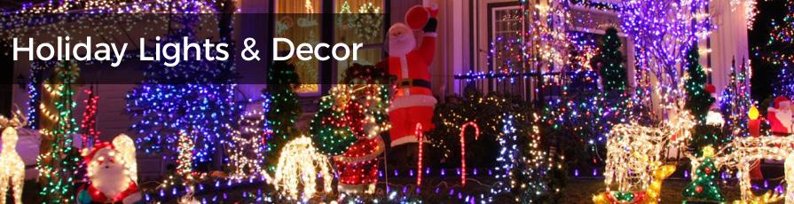 LED Lights for Christmas | LED Holiday Lights