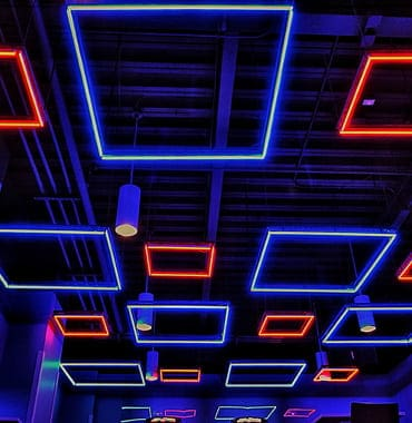 LED Neon Rope and Strip Lights